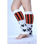 Wool Socks Male Stars Stripes American Flag Knitted Thermal Boots Socks - 3 One Size