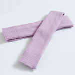 75CM Thight High Stockings Adult Dance Socks Knit Warm Wool Leggings Socks Solid Color Socks - Bare Pink