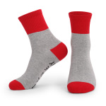 3 Pairs Good Luck On The Way 2021 5 Star Socks If You Can Read This 2021 Will Be Better Novelty Socks - Good Luck On The Way 2021 5 Star - Red + Black One Size